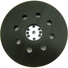 Bosch 125mm MEDIUM Sanding Pad Plate PEX 400 AE A PEX 12 AE SINGLE screw mount
