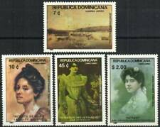 Dominican Republic Stamp - Paintings Stamp - NH