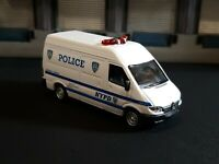HO 1/87 SCALE NYPD Task Force Dodge Sprinter Van MODEL POWER