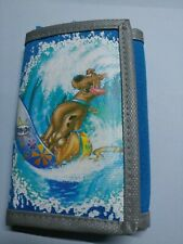 Vintage Scooby Doo Wallet tri fold 2000 New with Tags Free Ship
