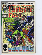Fantastic Four King Size Annual #19 Marvel 1985