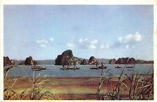 B54456 Vinh Bai Tu Long boats bateaux China 1 2 3