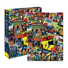 DC Comics Batman Comic Collage 1000 Piece Puzzle NEW