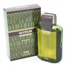 Puig Quorum 3.4oz After Shave original formula vintage rare