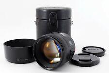 Minolta AF 85mm F/1.4 G Prime Lens For Sony A w/Case Exce+++ Japan Tested #5362
