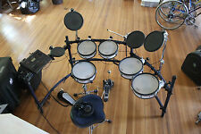Roland TD-10 , V-drums, V-Sessions professional electronic kit.
