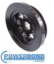 POWERBOND RACE 20% UNDERDRIVE HARMONIC BALANCER FPV BARRA 270T 310T TURBO 4.0 I6