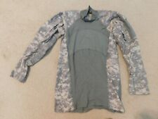 US ARMY  MASSIF ACU FLAME RESISTANT COMBAT SHIRT SIZE XS