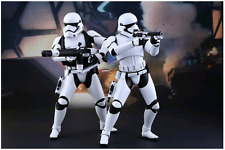 STAR WARS HOT TOYS FIRST ORDER STORMTROOPER & HEAVY GUNNER 1:6 SCALE HOTMMS319
