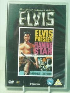 DeAgostini Elvis Presley FLAMING STAR DVD SEALED