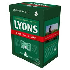 Lyons ORIGINAL BLEND 240 TEABAGS - SOLD BY DSDELTA IRE