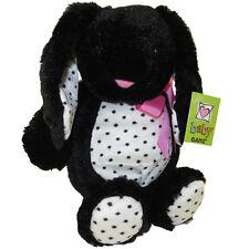 Ganz Plush - Baby Ganz - LICORICE BUNNY (12 inch) - New Stuffed Animal Toy