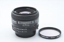 As-is Nikon AF Nikkor 50mm F/1.4 D From Japan!! 115095