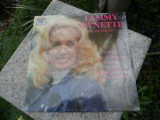 Tammy Wynette Her Original Hits 1982 Vinyl Record Album CBS Canada New Sealed