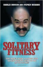 Solitary Fitness New Paperback Book Charlie Bronson