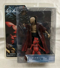 Mezco Hellboy Rasputin Action Figure w/Hellbaby Figure - Sealed