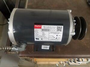 Dayton 5K416BG Belt Drive Motor 1/2 HP 1725 RPM 115 V Split Phase