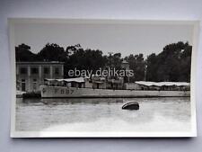 Nave ship Marina Militare VEDETTA 1960 foto Fraccaroli