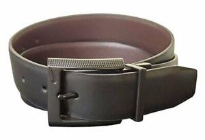 Nike Men's SG Textured Reversible Golf Belt - Black/Brown - Pick Size