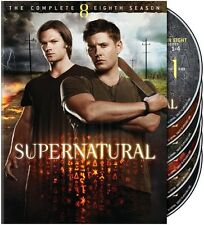 Supernatural: The Complete Eighth Season [6 Discs DVD Region 1 WS