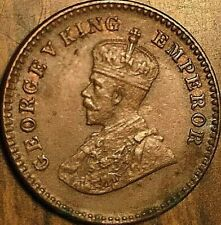 1926 INDIA GEORGE V 1/12 ANNA - Excellent example!