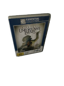 Lemony Snicket's PC CD Rom Game A Series Of Unfortunate Events For Windows