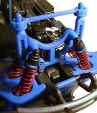 RPM T-Maxx & E-Maxx Shock Tower & Body Mounts – Blue - RPM80165