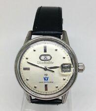 Vintage Men's CITIZEN AutoDater Automatic Watch. 37mm Case. Day (Japanese) Date
