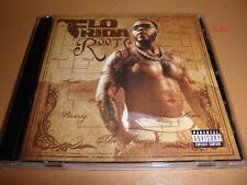 FLO RIDA cd ROOTS + bonus DVD hits RIGHT ROUND akon ne-yo wyclef jean nelly furt