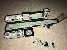 Star Wars Micro Machines Galoob Darth Vader Lightsaber Playset Complete