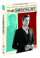 The Mentalist Series Season 7 Seven Seventh Final UK R2 DVD Same Day DISPATCH