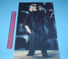 FULL MOON ENTERTAINMENT PUPPET MASTER BLADE MOVIE POSTER PIN UP