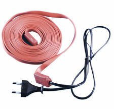 Electric Heating Cable Flexible Water Pipe Freeze Proof Heated Tape (3.3FT/1M)