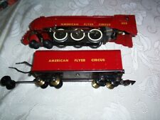 American Flyer Trains (Rare) Original # 353 Circus 4-6-2 Locomotive