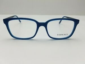 New Authentic VERSACE Eyeglasses MOD 3182 5081 53-17-140 without case