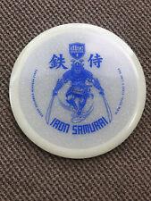 NEW DISCMANIA IRON SAMURAI METAL FLAKE GLOW MD3 - 180G