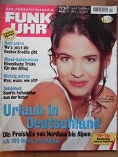 FUNK UHR 22 - 1997 * TV: 31.5.-6.6. Katja Woywood Liz Baffoe