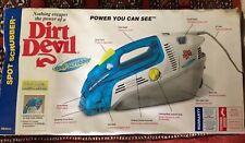 Dirt Devil SPOT SCRUBBER stain cleaner SE2800 carpet upholstery New In Box