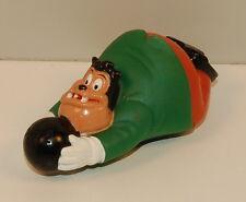 """1992 Pete 3.75"""" Burger King Action Figure Goof Troop Bowlers"""