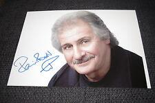 PETE BEST signed Autogramm auf 20x30 cm Foto BEATLES InPerson LOOK