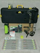 Loaded Mathews Triax Bow Package -Most DL - 60 to 70 lb- Under Armour RR Forest