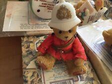 Cherished Teddies - Inspector Yukon