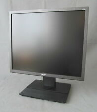 """ACER B196L 48cm ( 19"""") LCD TFT Business Monitor"""