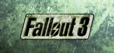 Fallout 3, game, pc, steam, new, key, region free, global, english language