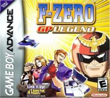 GBA-F-Zero: GP Legend (#) /GBA  GAME NEW