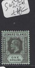 LEEWARD ISLANDS (P1610B)  KGV  1-  SG 54B   MOG