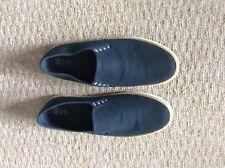 NEXT mens slip on canvas shoes size 9