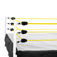 Yellow Ring Ropes for Wrestling Action Figure Ring by Figures Toy Company