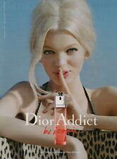 Publicité Papier- advertising paper- Dior Addict de Christian Dior