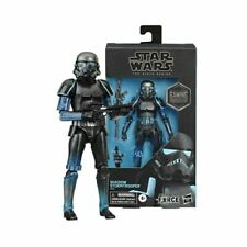 Hasbro Star Wars The Force Unleashed Shadow Stormtrooper Black Series Action...